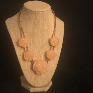 Whimsical statement necklace
